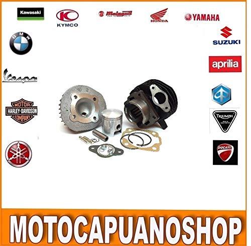 KIT MODIFICA GRUPPO TERMICO DR PIAGGIO VESPA 50 SPECIAL D.47 PISTONE CILINDRO 75 MotoCapuano MVT-002083850