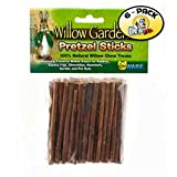Ware Willow Critters Pretzel Sticks Small Pet Chew (Pack of 6) For Sale