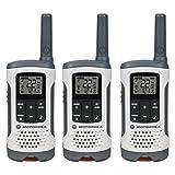 Walkie Talkies For Men, Motorola Talkabout T260tp Walkie Talkie Rechargeable, 3pk