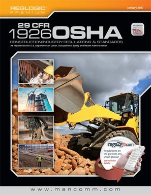 OSHA Construction Standards and Regulations (29 CFR 1926)