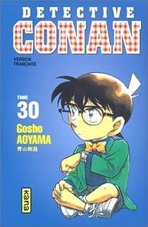 Détective Conan, tome 30 par Aoyama