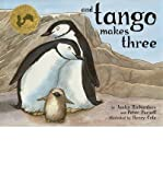 Front cover for the book And Tango Makes Three by Justin Richardson