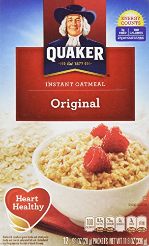 quaker oatmeal container - 7