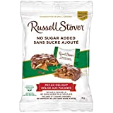 Russell Stover Pecan Delight No Sugar Added Milk Chocolate Bag, 85g