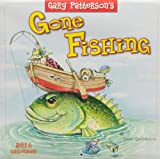 Gone Fishing by Gary Patterson 2014 Wall (calendar)