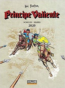 Príncipe Valiente 2020 (Sin Fronteras)