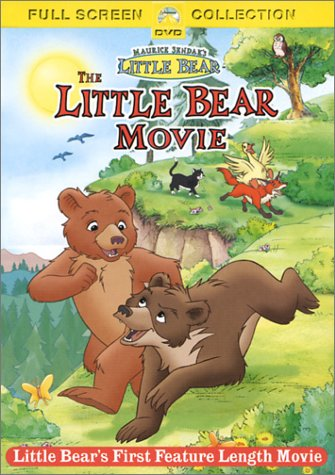little bear dvd collection - 1