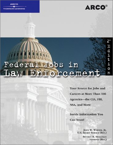Federal Jobs in Law Enforcement 2nd ed