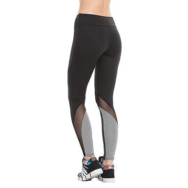 807093915663b Cathalem_Active & Sport Suits Yoga Pants for Women Petite Yoga Leggings  Mesh Gym Sports Running Pants