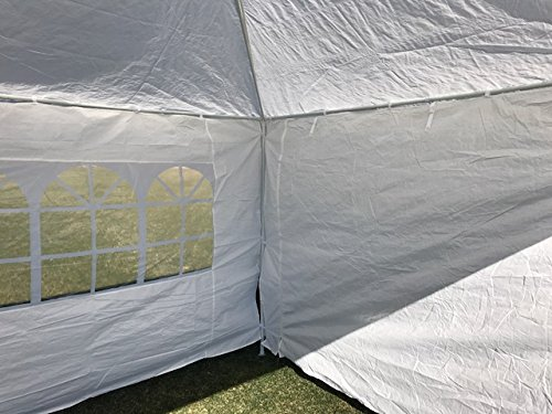Palm Springs Outdoor 10 x 20 Wedding Party Tent Canopy with 4 Sidewalls by Palm Springs (Image #3)