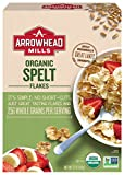 Arrowhead Mills Organic Cereal, Spelt Flakes, 12 oz. Box
