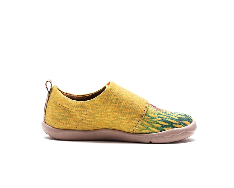UIN Kid's Scarecrow Painted Slip on Canvas Shoe Yellow (Big Kid):  Amazon.ca: Shoes & Handbags