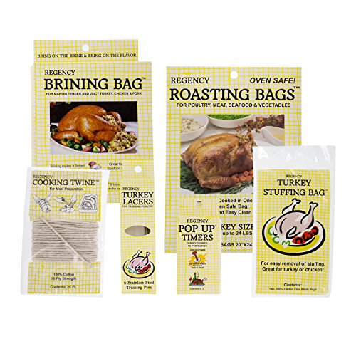 Roasting Turkey In A Bag Or Not - 3