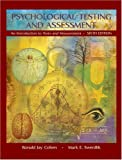 Psychological Testing and Assessment 6th Edition