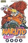 Naruto, tome 8 : Au péril de sa vie par Kishimoto