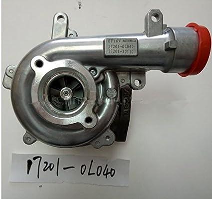 GOWE turbo cargador para cargador de Turbo Diesel CT16 V ...