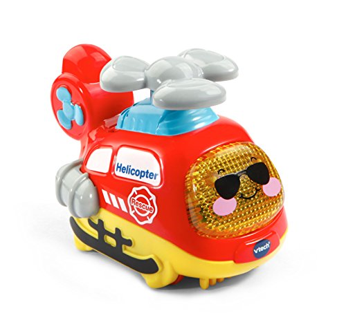 VTech Go! Go! Smart Wheels Rescue Helicopter ()