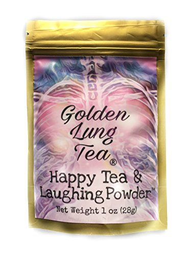 Happy Tea & Laughing Powder