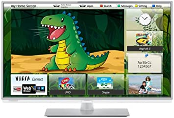 Panasonic TX-L32E6B 32-Inch Full HD 1080p Smart LED TV with Built in Wi-Fi and Freeview HD: Amazon.es: Electrónica