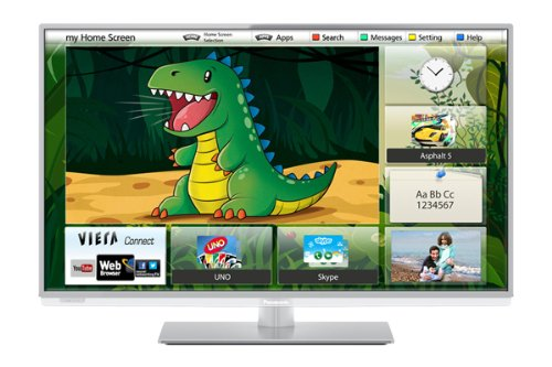 Panasonic TX-L32E6B 32-inch Full HD 1080p Smart LED TV with Built in Wi-Fi and Freeview HD (New for 2013)
