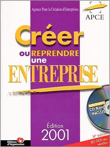 Livres Créer ou reprendre une entreprise epub pdf