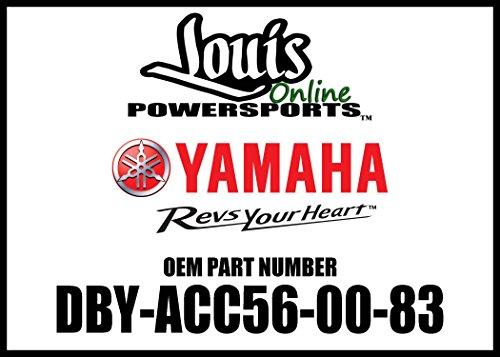 YAMAHA RHINO VIKING KODIAK GRIZZLY GUN GRIPPERS DBYACC560083 by Yamaha