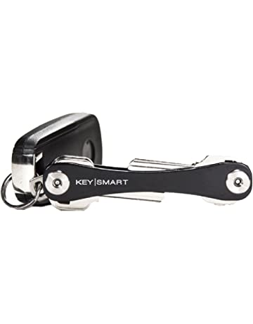 Key Smart KS019BLACK Llaveros, Negro, 9 cm