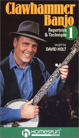 David Holt Banjo (Clawhammer Banjo-Repertoire and Technique Vol 1 [VHS])