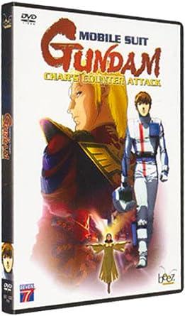 Amazon Com Mobile Suit Gundam Char S Counter Attack Movies Tv