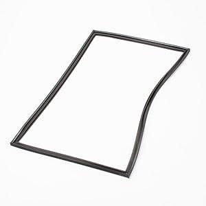 Whirlpool Part Number 2177310: Door Gasket, Magnetic (Black)