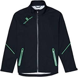 Psycho Bunny Mens Long Sleeve Woven Sport Jacket