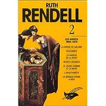 INTÉGRALE RUTH RENDELL T02