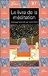 Le Livre de la méditation par Brière