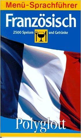 Polyglott Menü-Sprachführer, Französisch: Amazon.de: Bücher