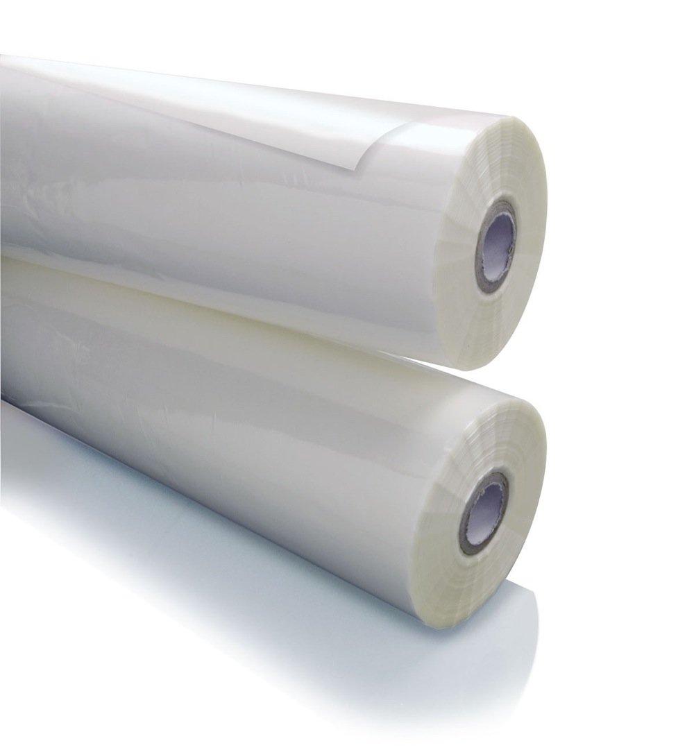 GBC Thermal Laminating Film, Rolls, NAP I, 1 Inch Core, 1.5 Mil, 25 Inch x 500 Feet, 2 Pack (3000004)