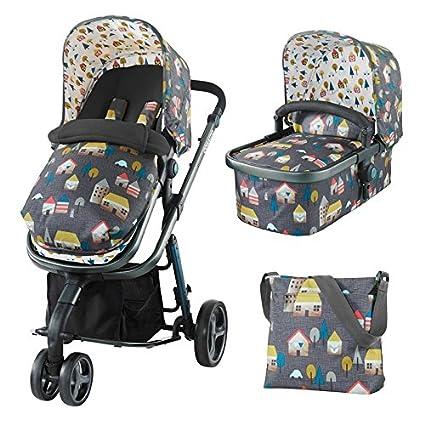 Cosatto Giggle 2 casas cochecito de bebé y carrito