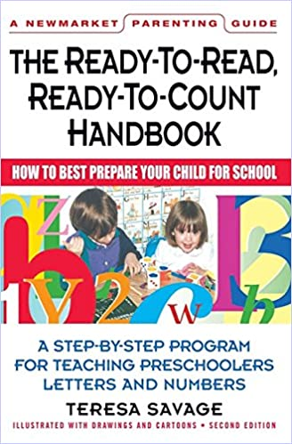 The Ready-To-Read, Ready-To-Count Handbook Second Edition (Newmarket Pictorial Moviebook)