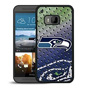 Newest HTC ONE M9 Case ,Seattle Seahawks 02 Black HTC ONE M9 Cover Case Fashionable And Popular Designed Case Good Quality Phone Case