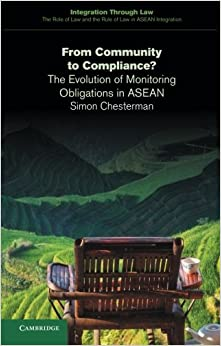 Book From Community to Compliance? (Integration through Law:The Role of Law and the Rule of Law in ASEAN Integration)