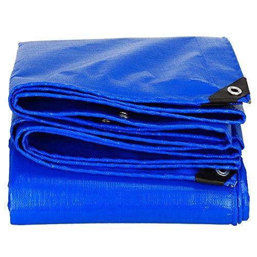 悪性ののれん外出PENGFEI 青 オーニング 防水 雨布 ピクニックマット 工場 日焼け止め 動物 耐寒性 トラック 防塵の シェード 杼口 布、 断熱材、 15サイズのオプション ( サイズ さいず : 3 x 6m )