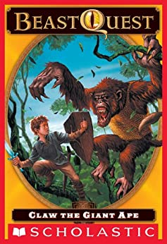 Beast Quest #8: Claw the Giant Ape by [Blade, Adam]