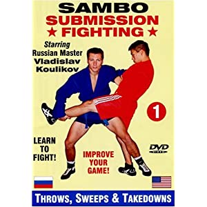 2. Sambo Submission Fighting Volume 2: Arm, Wrist and Shoulder Locks movie