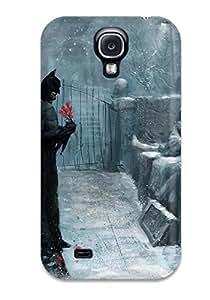 NeGyWpI5378VpiTM Batman Visiting A Grave Awesome High Quality Galaxy S4 Case Skin wangjiang maoyi