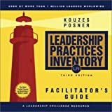 The Leadership Practices Inventory (LPI)-Deluxe Facilitator's Guide Package (Loose-leaf, with CD-ROM Scoring Software, Self/Observer, Workbook, Planner & copy of The Leadership Challenge book )