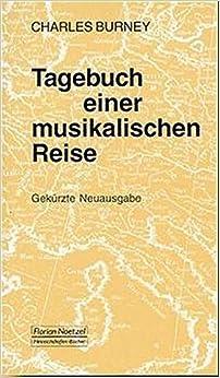Tagebuch einer musikalischen Reise.