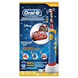 Oral-B Kids Rechargeable Electric Toothbrush Featuring Disney & Pixars Cars