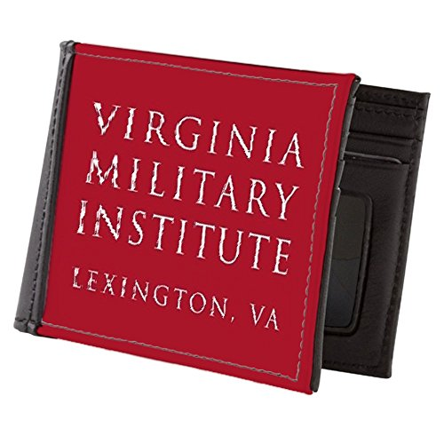 - CafePress - Virginia Military Institute Lexington - Mens Wallet, Bi-fold Wallet, Billfold Money Holder