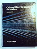 Ordinary Differential Equations with Applications, Rice, Bernard J. and Strange, Jerry D., 0534099068