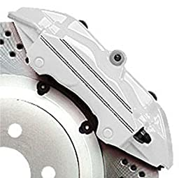 G2 High Temperature Brake Caliper Paint System Set WHITE G2167