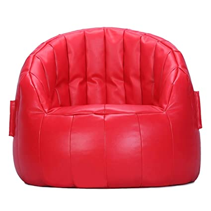 819492cec33d Lazy Couch Lazy Couch Bean Bag Sofa PU Free Wash Sofa Sack Lounge Chair  Single Creative